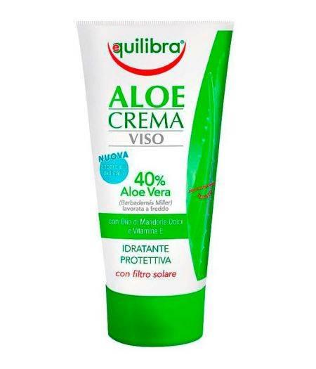 Crema Per Il Viso Idratante, Nutriente E Anti-Eta Aloe  75 Ml