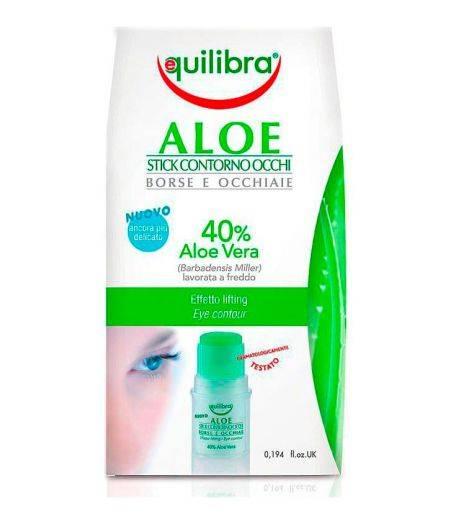 Stick Contorno Occhi Borse E Occhiaie Aloe  5,5Ml