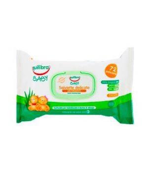 Baby Salviette Delicate Detergenti 72 pz