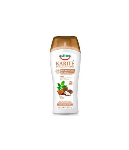 Karitè Shampoo Nutriente 250 ml
