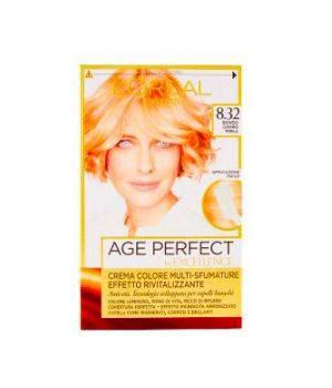Excellence Age Perfect - Tintura per Capelli 8.32 Biondo Chiaro Perla