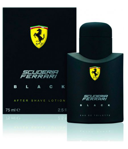 Black - After Shave Lotion  75 ml
