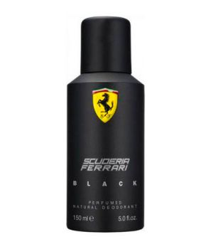 Black - Deodorante Spray 150 ml