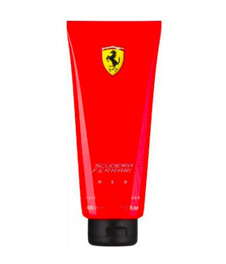 Red - Shampoo and Shower Gel 400 ml