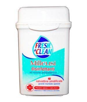 Salviettine Disinfettanti 40 pz
