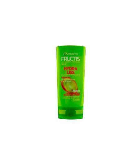 Fructis Hydra Liss - Balsamo per Capelli Difficili da Lisciare, Crespi 200 ml