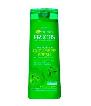 Pure Non-Stop Cucumber Fresh - Shampoo Fortificante Capelli Grassi 250 ml