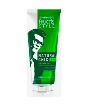 Fructis Style Natural Chic Crema Gel 200 ml