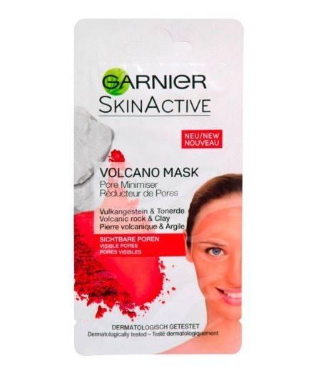Volcano Mask - Maschera Monodose Affina-Pori per Pelli con Impurità