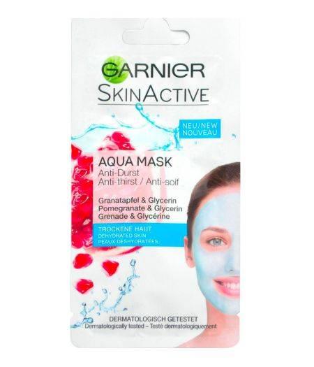 Aqua Mask - Maschera Monodose Anti-Sete per Pelli Disidratate