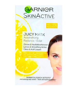 Juicy Mask - Maschera Monodose Illuminante Esfoliante per Pelli Spente
