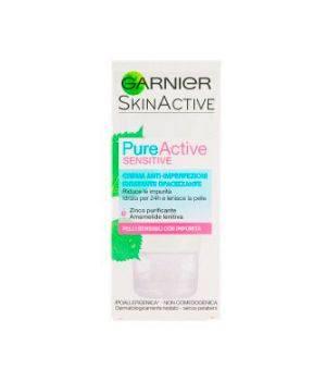 Pure Active Sensitive Crema Anti-Imperfezioni Opacizzante per Pelli Sensibili 50 ml