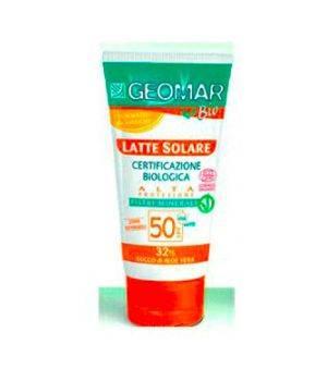 Bio Latte Solare Certificazione Biologica SPF 50 Zone Sensibili 100 ml