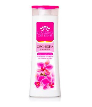 Doccia Schiuma Aromatico All'Orchidea Romantica 250Ml