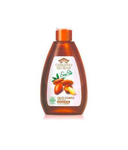 EcoBio Olio Corpo con Olio di Argan Setificante 150 ml