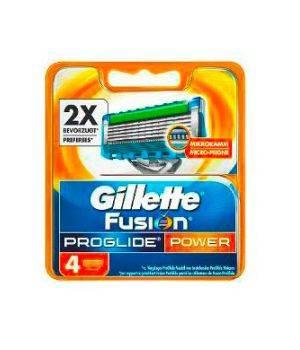 Fusion ProGlide Power 4 Testine
