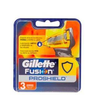 Fusion ProShield - 3 Lame di Ricambio