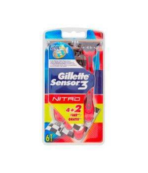 Sensor3 Nitro Usa&Getta - 4 Rasoi + 2 Omaggio