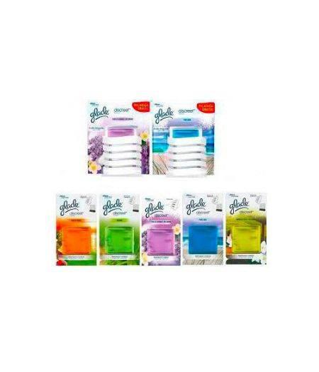 Deodorante Per Ambienti Discreet Electric Assortito Base + Ricarica Deodorante Ambienti Elettrico