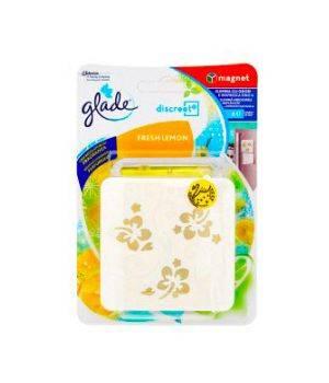 Discreet Magnet - Deodorante per Ambienti Fresh Lemon 8 g