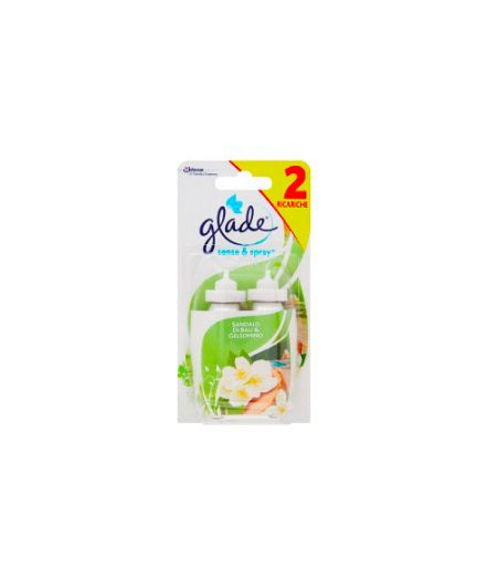 Sense & Spray 2 Ricariche Sandalo di Bali & Gelsomino 2 x 18 ml