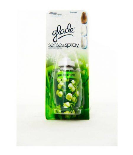 Deodorante Per Ambienti Sense & Spray  Ricarica Assortita