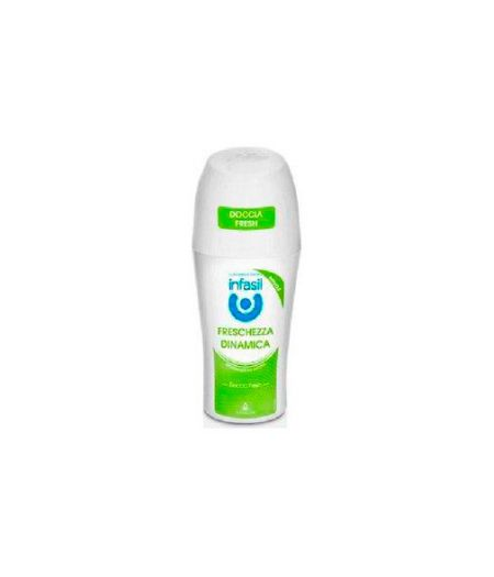 Doccia Fresh Freschezza Dinamica - Deodorante Roll-On 50 ml