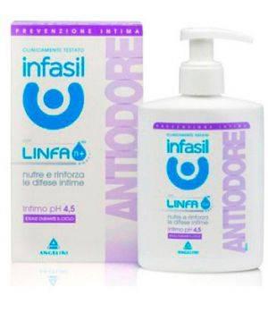 Detergente Intimo Antiodore 200 ml