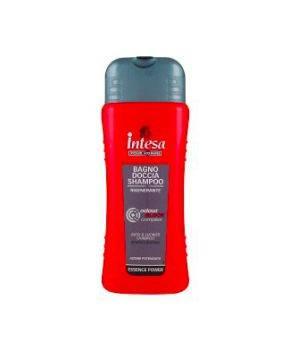 Pour Homme Bagno Doccia Shampoo Rigenerante Odour Block Complex Essence Power 500 ml