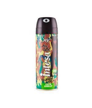 Sex Unisex Parfum Deodorant Super Sex 125 ml