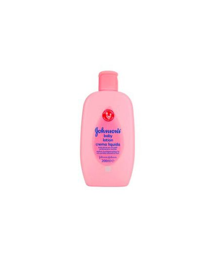 Baby Lotion Crema Liquida 200 ml
