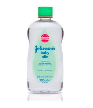 Olio Baby Per Il Corpo All'Aloe Vera 300 ml