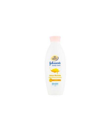 Body Care Natura Morbida Bagno Schiuma Vellutante con Miele 500 + 250 ml
