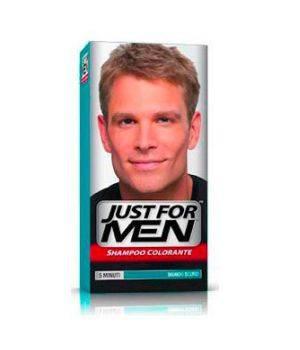 Shampoo Colorante Per Uomo  Biondo Scuro Naturale
