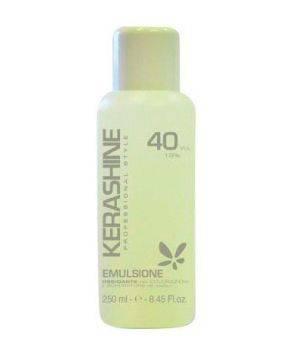Emulsione  Ossidante  per Colorazioni e Schiariture Capelli 40 Volumi 250 ml