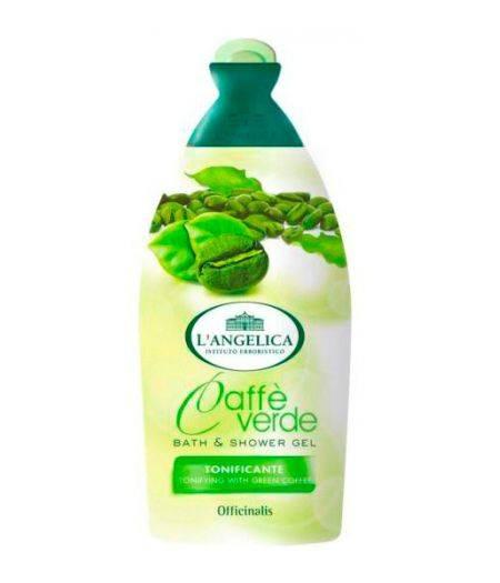 Bagnoschiuma Caffè Verde 500 ml