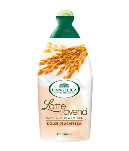 Bagnoschiuma Latte D'Avena 500 ml