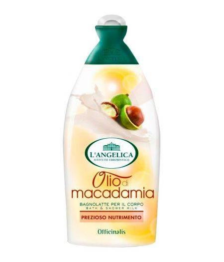 Olio di Macadamia - Bagnoshiuma 500 ml
