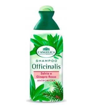 Shampoo Antiforfora Salvia e di Ginepro Rosso 250 ml
