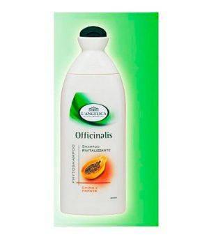 Shampoo Per Capelli Rivitalizzante Con Papaya 250 Ml