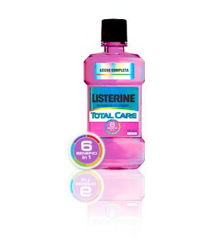 Colluttorio Total Care 6 Benefici In 1 Protezione Totale 2 Flaconi 500 Ml+ 500Ml
