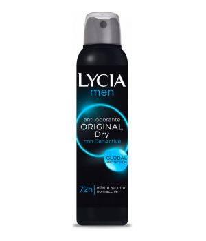 Men Original Dry Deodorante 72h Spray 150 ml