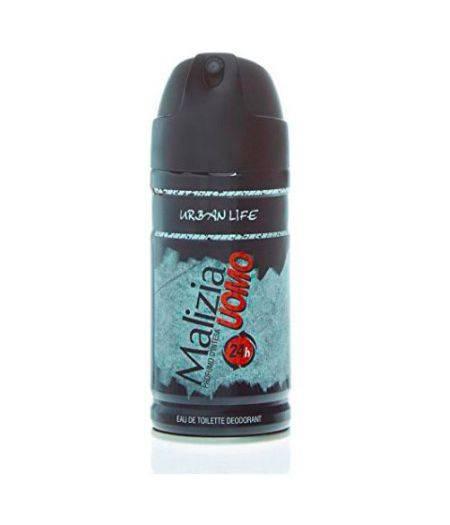 Uomo Urban Life Eau de Toilette Deodorant 150 ml