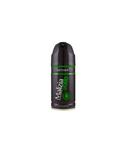 Uomo Vetyver Eau de Toilette Deodorant 150 ml
