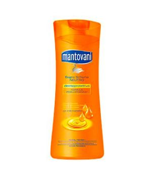 Bagnoschiuma Neutro 3 Oli 400 ml