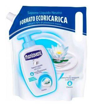 Sapone Liquido Neutro Classico Formato Ecoricarica 750 ml