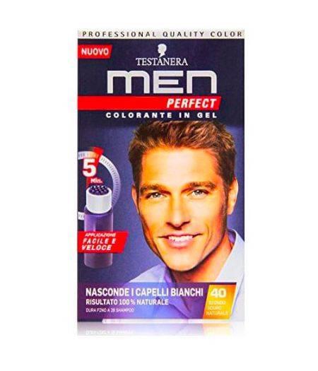 Men Perfect Colorante in Gel40 Biondo Scuro Naturale