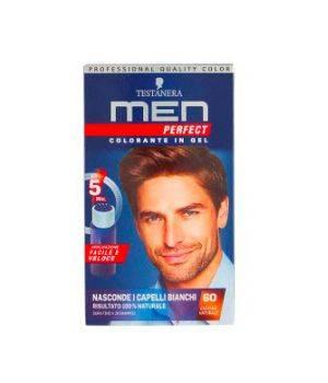 Men Perfect Colorante in Gel 60 Castano Naturale