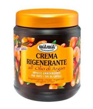 Crema Rigenerante all'Olio di Argan 1000 ml