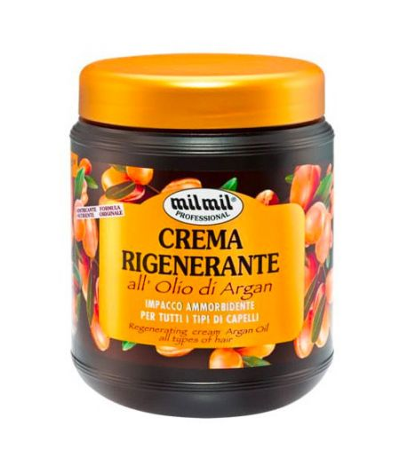 Crema Rigenerante all'Olio di Argan 1000 ml